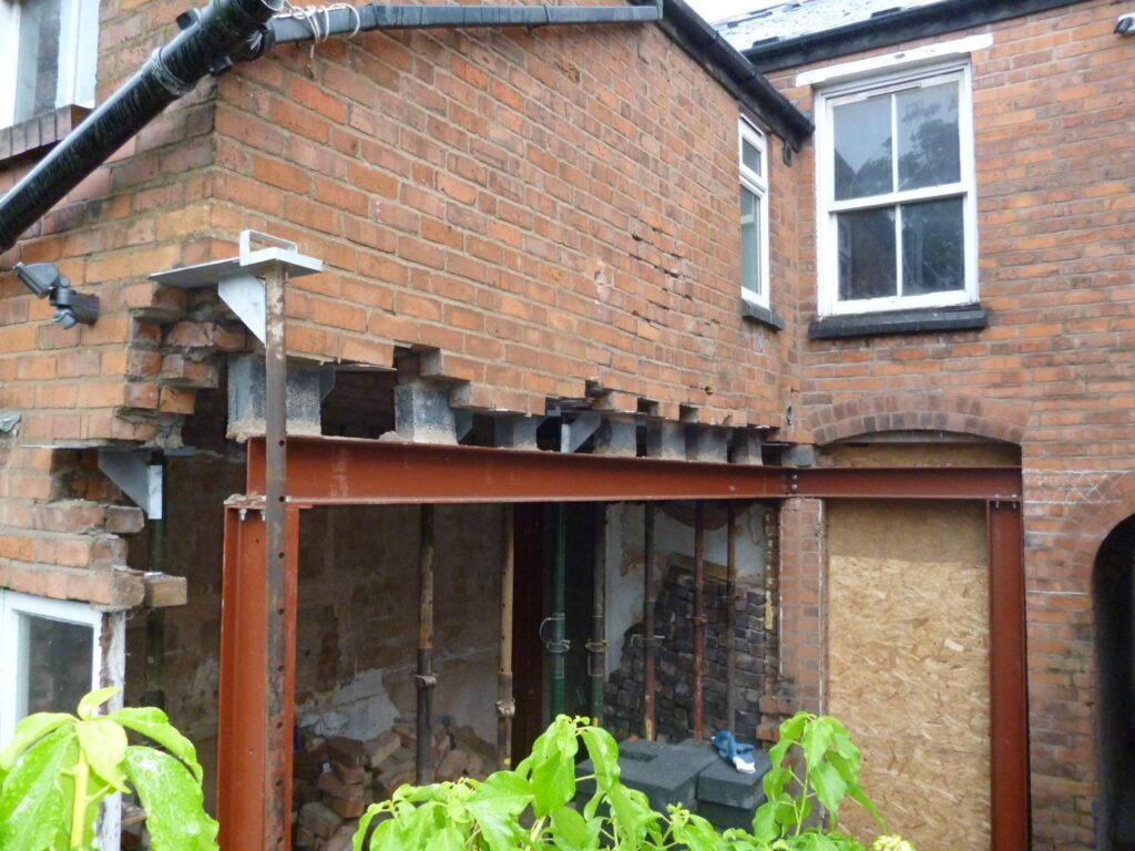 rear extension moseley