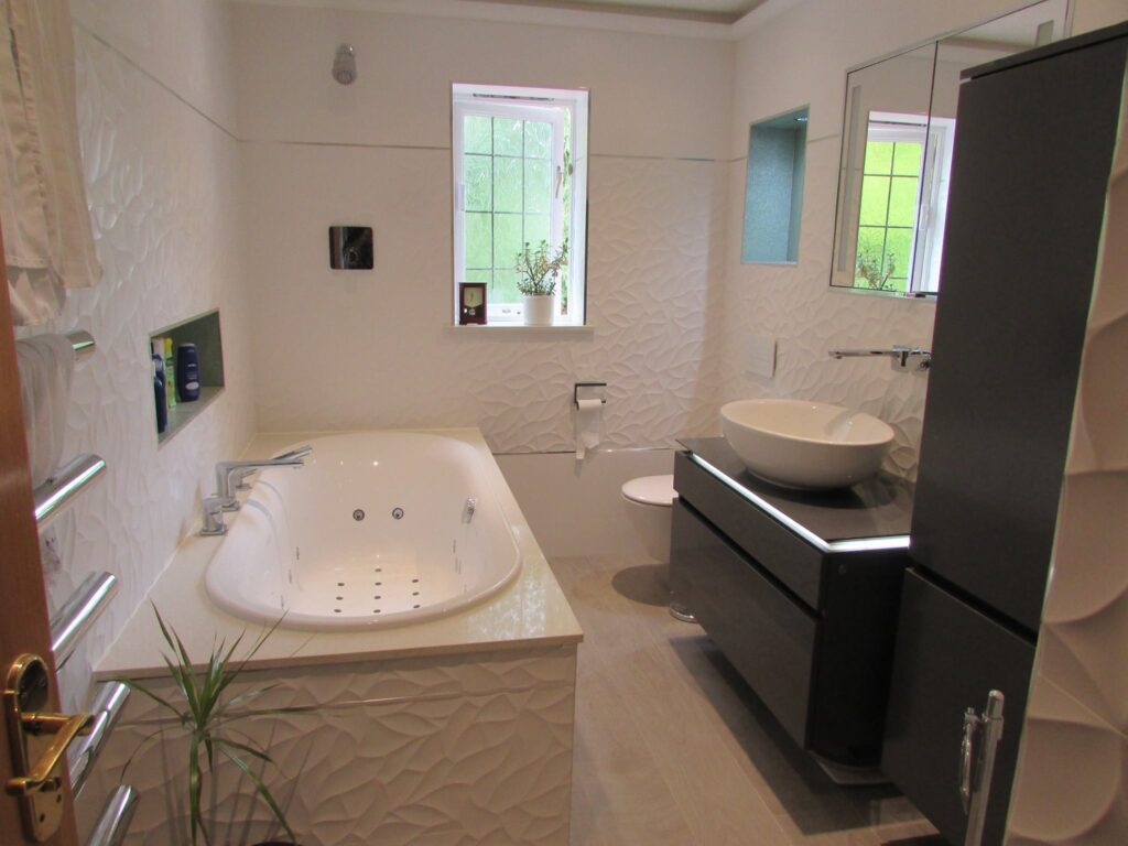 luxury bathroom birmingham